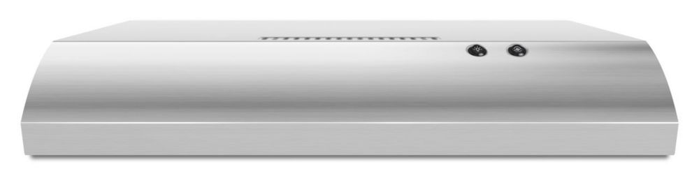 36-inch, 190 CFM Range Hood with FIT System in Stainless Steel