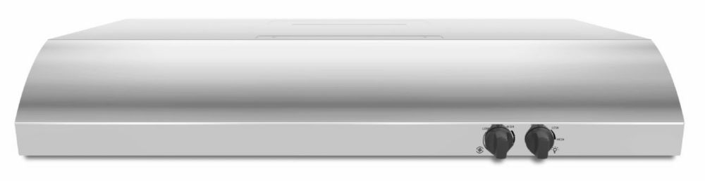 36-inch, 225 CFM Range Hood with FIT System in Stainless Steel