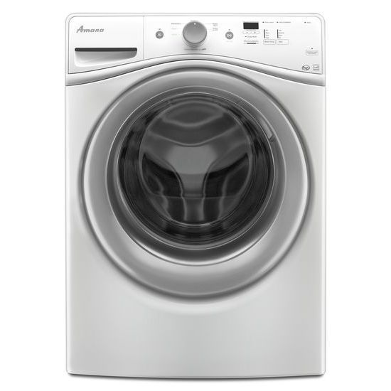 4.8 cu. ft. Front Load Washer in White