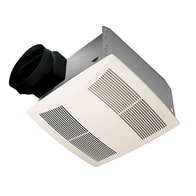 Nutone Fan Model QTN130EC | The Home Depot Canada on nutone medicine cabinets home depot, nutone bathroom exhaust fans, ceiling fan capacitors home depot, nutone vents home depot, nutone parts qt300, nutone exhaust fan filter, bathroom ceiling lights home depot, nutone 300 cfm fans,