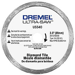 Dremel Diamond Tile Cutting Wheel