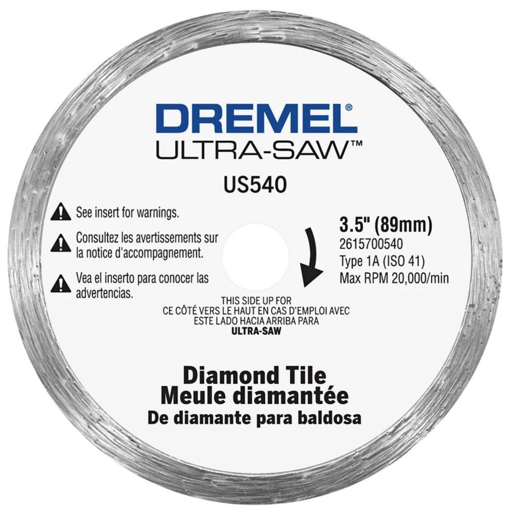 Dremel Diamond Tile Cutting Wheel