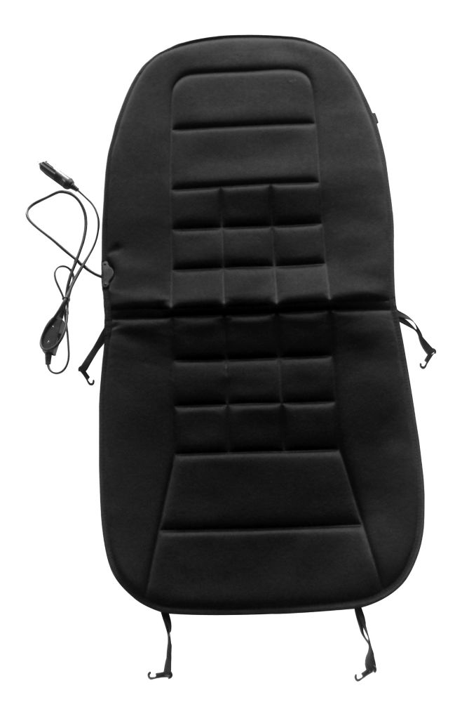hdx heated car seat cushion the home depot canada. Black Bedroom Furniture Sets. Home Design Ideas