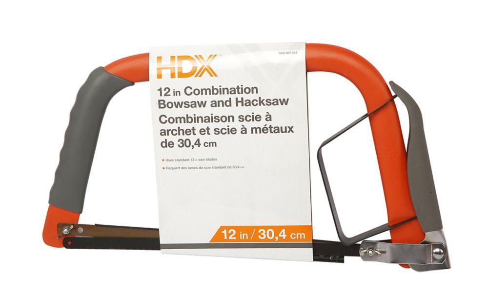 12 inch Combination Bowsaw & Hacksaw