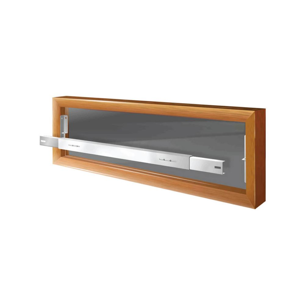 103 A 21-inch to 28-inch W Removable Window Bar