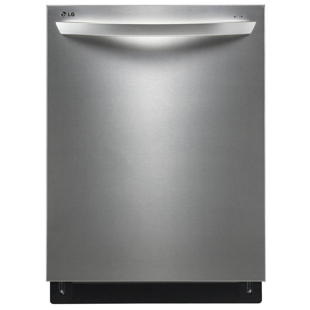 Lave-vaisselle entièrement intégré de 44 dB avec EasyRack Plus  - LDF7774ST