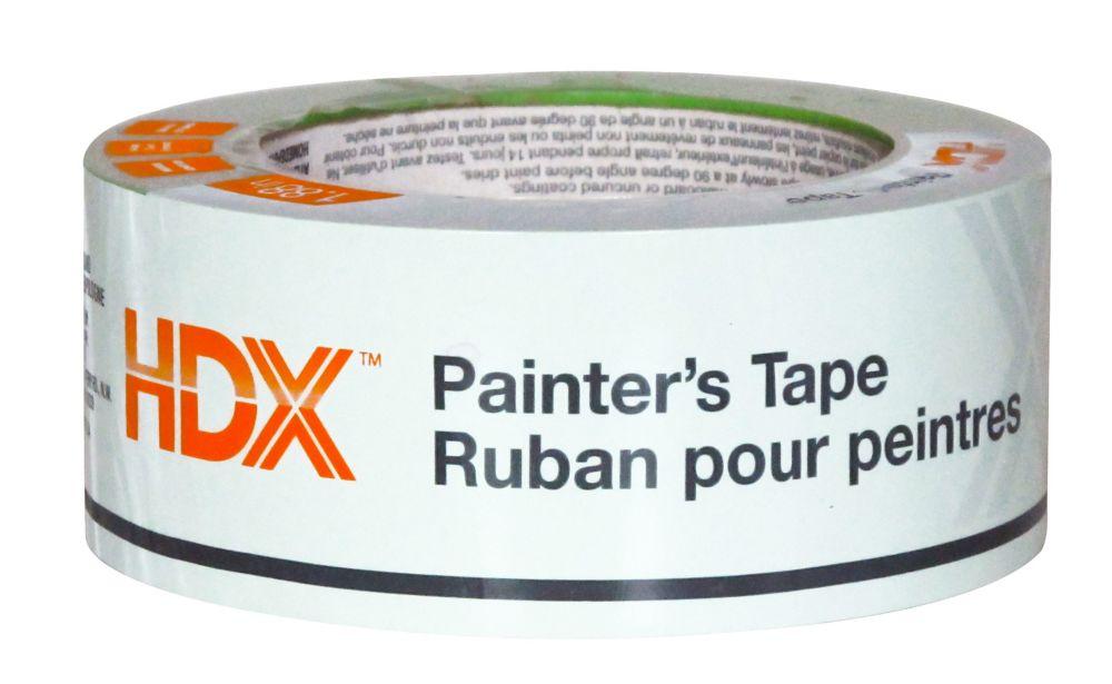 Ruban pour peintres HDX - 2 pouce (48mm)