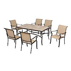 hton bay mobilier de salle a manger de 7 pieces home depot canada