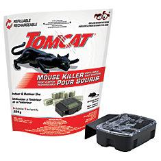 Refillable Mouse Killer IV Bait Station