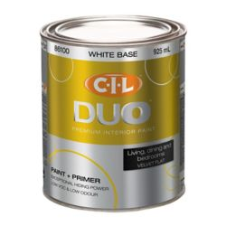 CIL Duo CIL DUO Interior Velvet Flat White 925ML