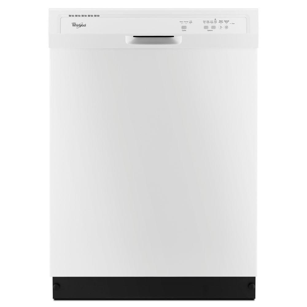 Lave-vaisselle à cuve haute - WDF320PADW