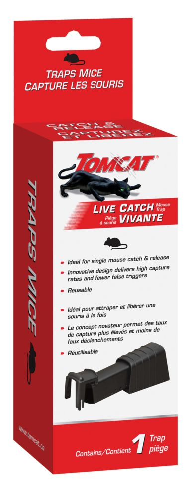 Tomcat Single Live Catchtrap
