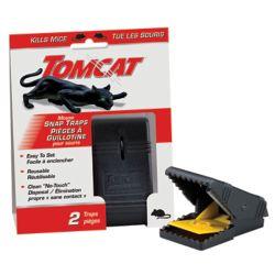 Tom Cat Piège à guillotine pour souris Tomcat