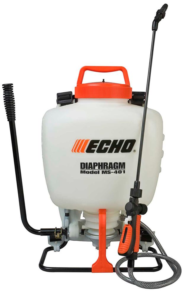 ECHO 4 Gal. Echo Diaphragm Backpack Sprayer
