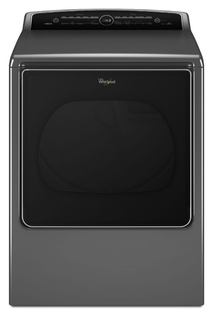whirlpool cabrio steam dryer hookup Whirlpool wed6600vu 29 inch electric steam dryer with 70 cu ft capacity the industry's first direct water installation method whirlpool cabrio wed6600vu.