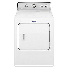 Centennial 7.0 cu. ft. Front Load Electric Dryer in White