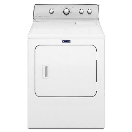 Maytag 7.0 cu. ft. Front Load Electric Dryer in White