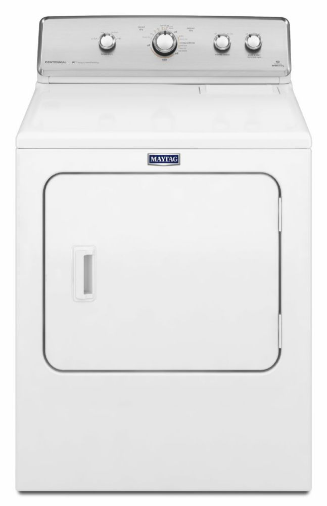 Centennial<sup>®</sup> 7.0 cu. ft. Dryer in White
