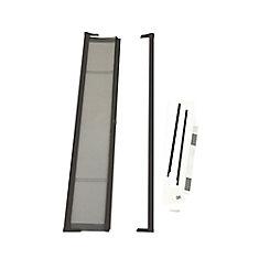 Brisa Bronze Standard Retractable Screen Door
