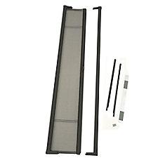 Brisa Bronze Tall Retractable Screen
