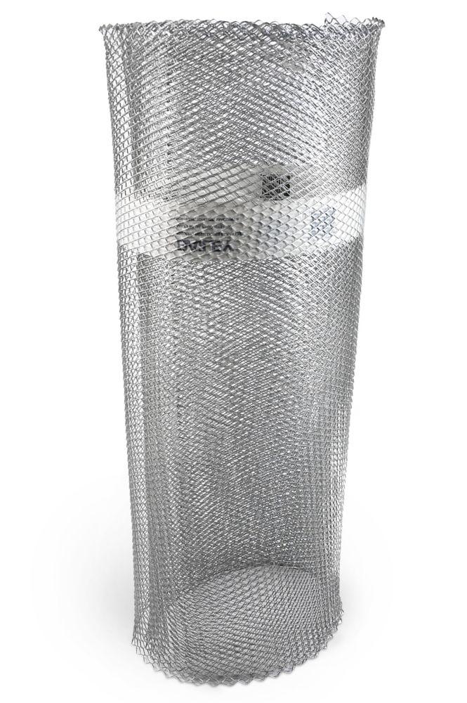 1.75 Gauge Galvanized Metal Lath 27 Inch x 84 Inch