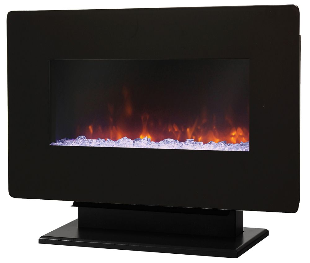 27 Inch Wall Mounted Electric Fireplace