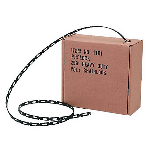 1/2-inch Chain Lock Tree Tie