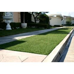 Greenline Classic 54 Fescue 15 ft. x 25 ft. Artificial Grass for Outdoor Landscape