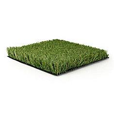 Classic Pro 82 Fescue 15 ft. x 25 ft. Artificial Grass for Outdoor Landscape