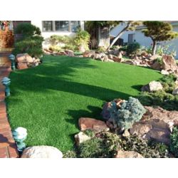 Greenline Classic Pro 82 Fescue 15 ft. x 25 ft. Artificial Grass for Outdoor Landscape