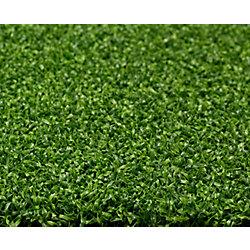 Greenline Gazon Putting Green 56 De - Gazon synthétique en plaques pour aménagement paysager extérieur - 2,4 x 3,7 m (8 x 12 pi)