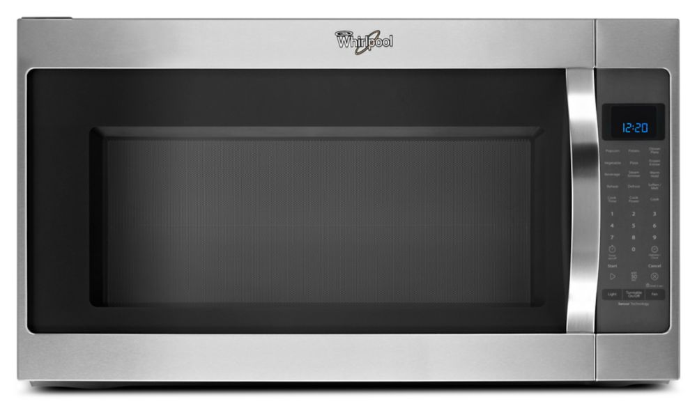 2.0 cu. ft. Microwave Hood Combination Oven with Clean Release<sup>®</sup> Non-stick Interior in ...