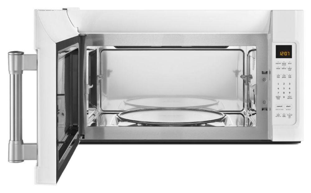Four à micro-ondes à hotte intégrée de 2 pi cu avec cuisson par détection - YMMV4205DH
