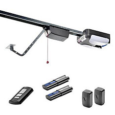 550 3/4 HP 310MHz Garage Door Opener with Rails