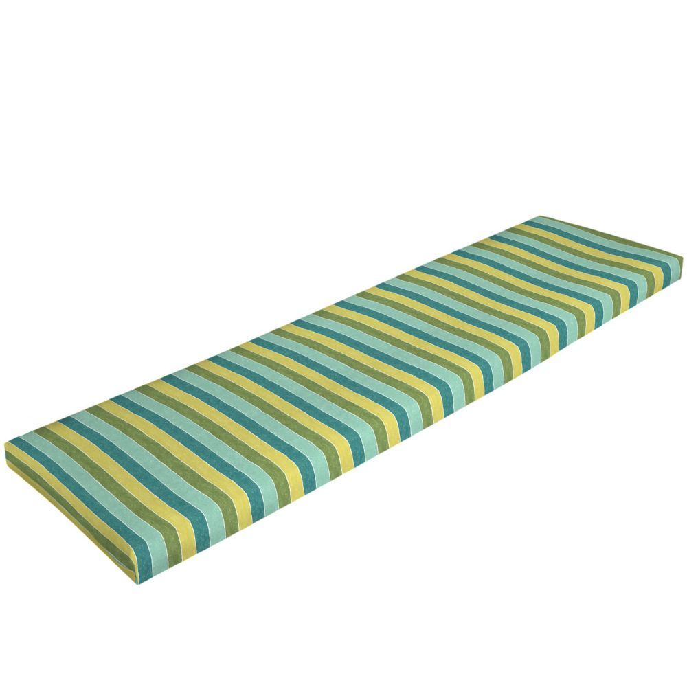 PAINTED CABANA BENCH JE73641B-L9D3 Canada Discount