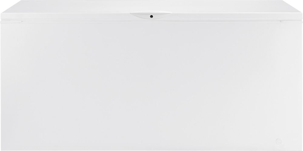22 Cu. Ft. Manual Defrost Chest Freezer in White