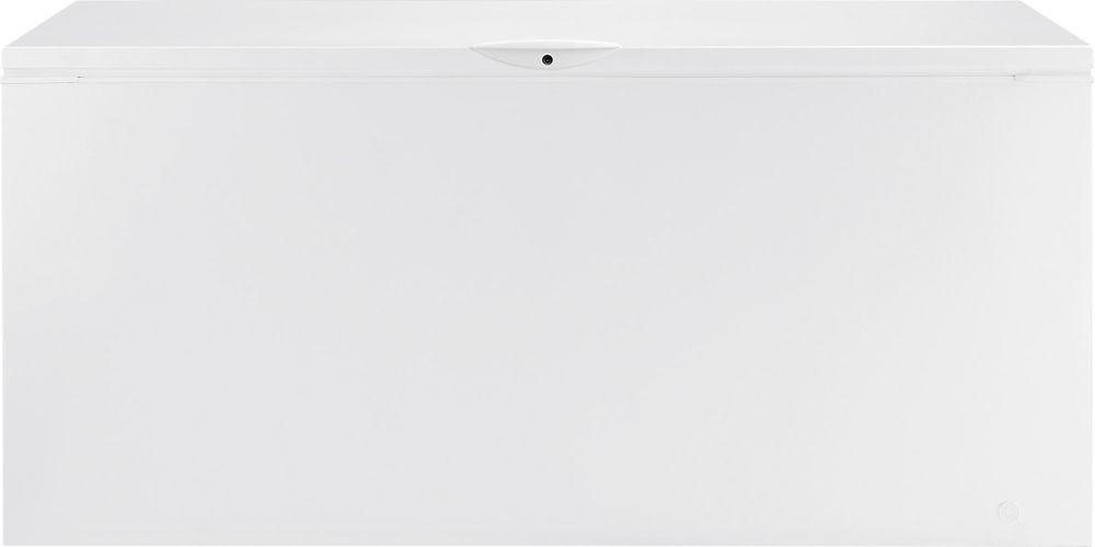 Congélateur-coffre à dégivrage manuel de 22 pi.cube - Blanc - FFFC22M6QW