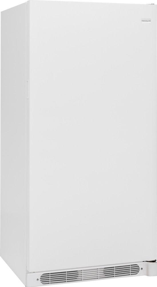 12 Cu. Ft. Manual Defrost Upright Freezer in White
