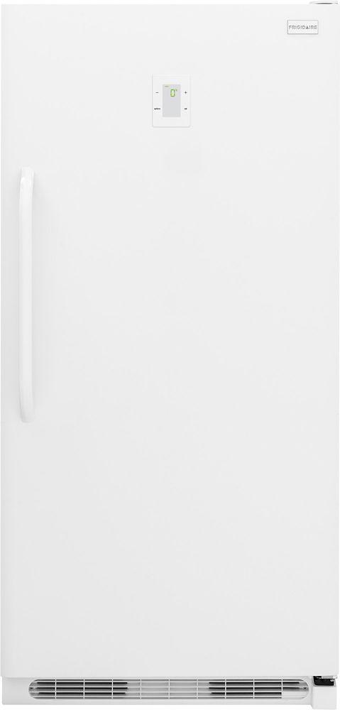 Congélateur vertical sans givre de 17 pi.cube - Homologué Energy Star - Blanc - FFFH17F6QW