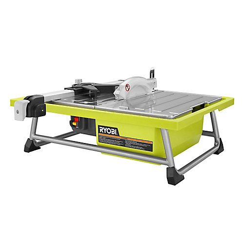 7-inch 4.8 amp Tabletop Tile Saw