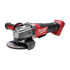 M18 FUEL 18V Li-Ion Brushless Cordless 4-1/2 -inch / 5 -inch Grinder with Paddle Switch (Tool-Only)
