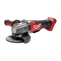 Milwaukee Tool M18 FUEL 18V Li-Ion Brushless Cordless 4-1/2 -inch / 5 -inch Grinder with Paddle Switch (Tool-Only)