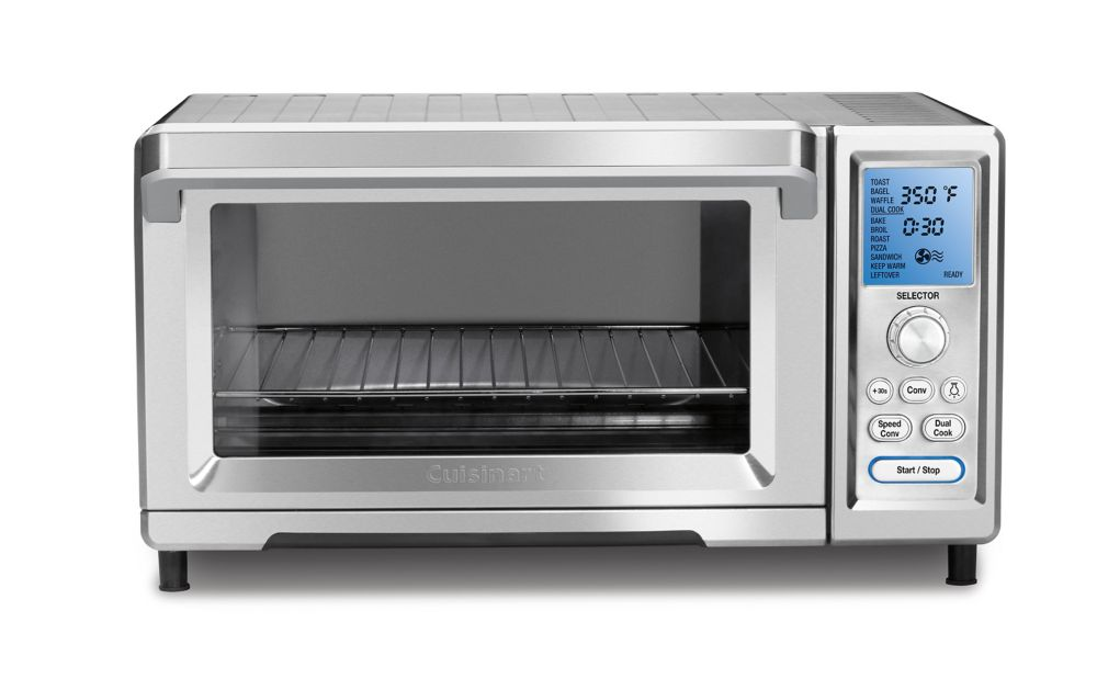 Cuisinart Chefs Convection Countertop Oven The Home Depot Canada