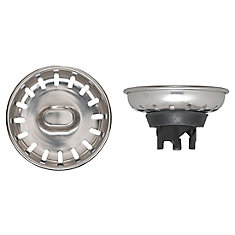 Turn & Seal Complete Strainer Assembly