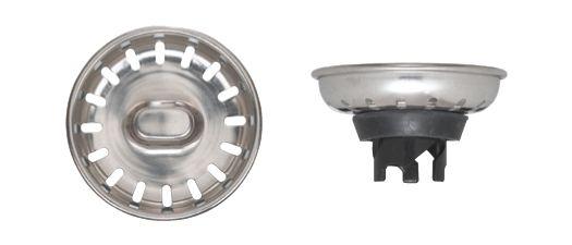 Turn & Seal - équivalent au Franke 1130, AI T304, fermeture à griffe, écrou autobloquant enduit d...