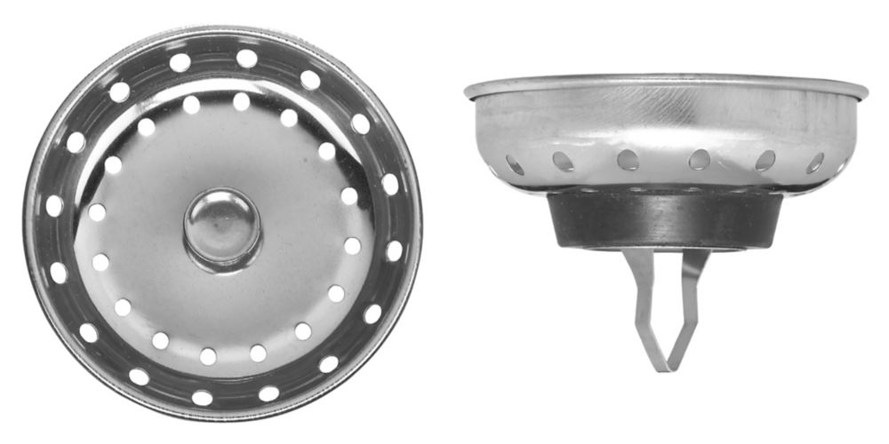 Arrow Clip Basket. Replacement for Strainers With Round Hole In Strainer Body Only.