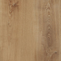 8.7 inch x 47.6 inch Golden Oak Wheat Luxury Vinyl Plank Flooring (Sample)