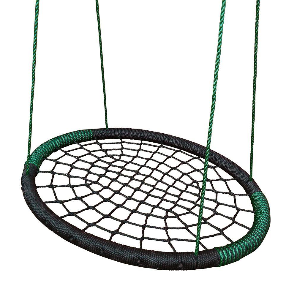 Swing-N-Slide Monster 42-inch x 33-inch Web Swing