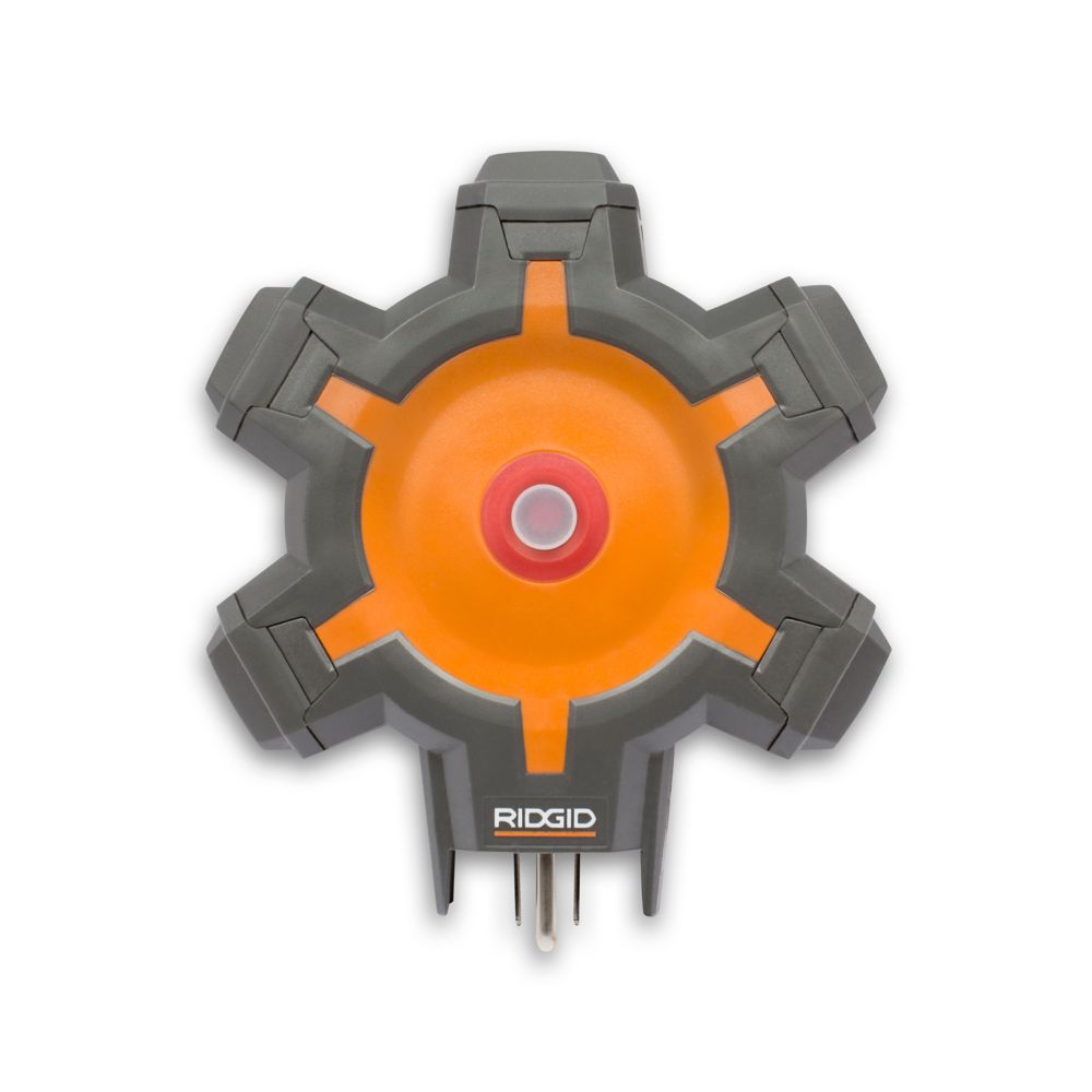 Ridgid 5-Outlet Power Hub