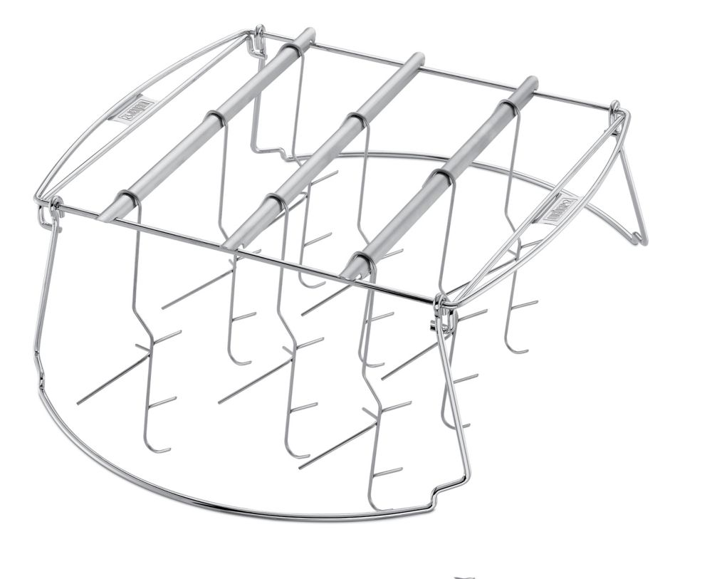 Expandable Smoking Rack